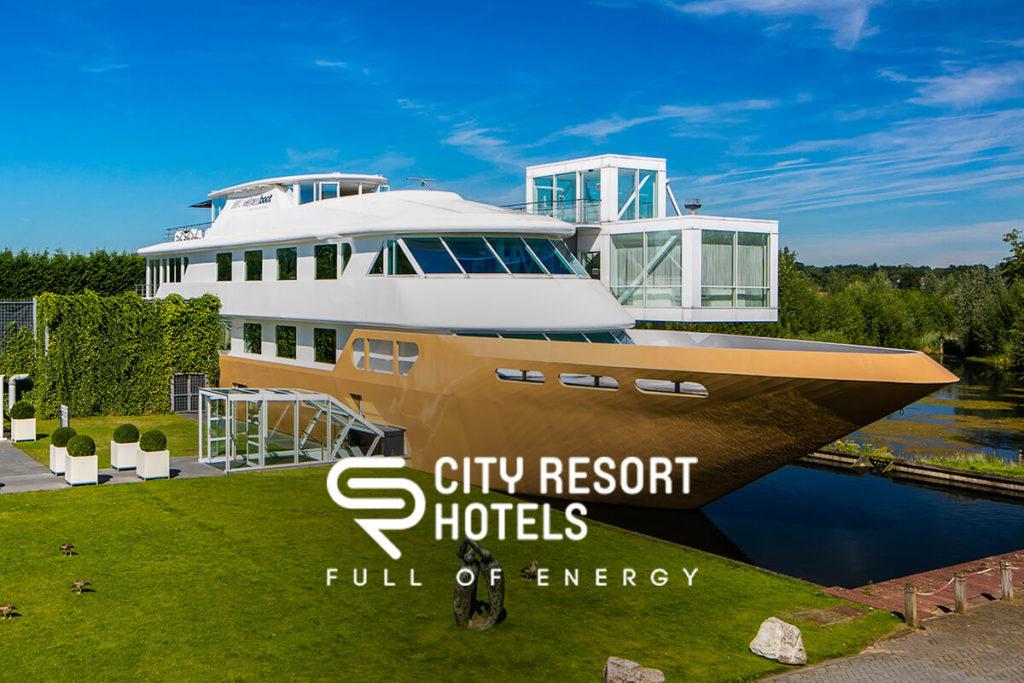 City Resort Hotels - Interim Marketeer - Vrij Scherp - Creatie Maakt Alles