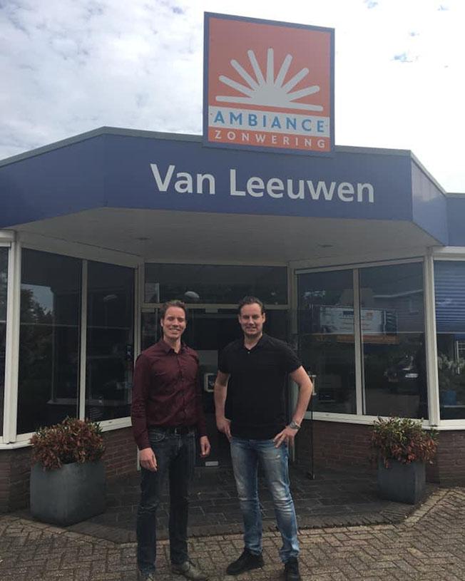 Ambiance Van Leeuwen 2 - Vrij Scherp