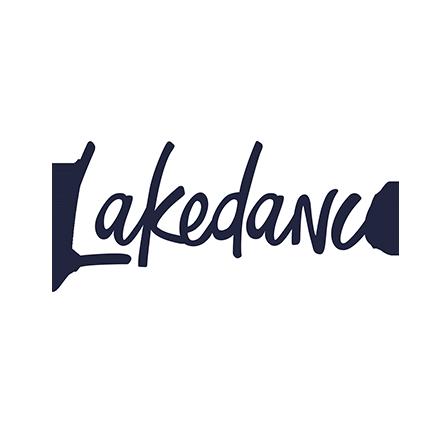Logo Lakedance - Vrij Scherp